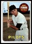 1969 Topps #83  Mike Ferraro  Front Thumbnail