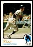 1973 Topps #530  Jim Kaat  Front Thumbnail
