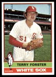 1976 Topps #437  Terry Forster  Front Thumbnail