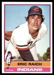 1976 Topps #484  Eric Raich  Front Thumbnail