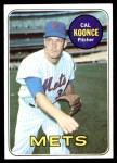 1969 Topps #303  Cal Koonce  Front Thumbnail