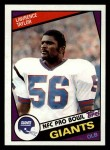 1984 Topps #321  Lawrence Taylor  Front Thumbnail