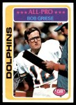 1978 Topps #120  Bob Griese  Front Thumbnail