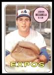 1969 Topps #466  John Boccabella  Front Thumbnail