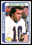 1978 Topps #211  Bucky Dilts  Front Thumbnail
