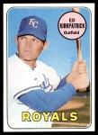 1969 Topps #529  Ed Kirkpatrick  Front Thumbnail