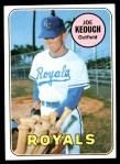 1969 Topps #603  Joe Keough  Front Thumbnail