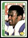 1978 Topps #306  Clarence Duren  Front Thumbnail