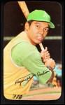 1971 Topps Super #38  Reggie Jackson  Front Thumbnail