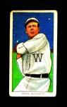 1909 T206  Bob Groom  Front Thumbnail