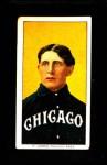 1909 T206 POR Fielder Jones  Front Thumbnail