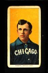 1909 T206  Fred Parent  Front Thumbnail