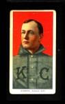 1909 T206  Gus Dorner  Front Thumbnail