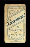 1909 T206  Nick Maddox  Back Thumbnail