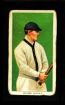 1909 T206  George Schirm  Front Thumbnail