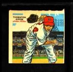 1955 Topps DoubleHeader #9 #10 J.W. Porter / Thornton Kipper  Front Thumbnail