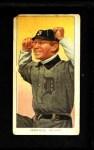 1909 T206 BOTH Hughie Jennings  Front Thumbnail