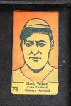1928 W513 #74   -  Hack Wilson   Front Thumbnail