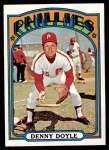 1972 Topps #768  Denny Doyle  Front Thumbnail