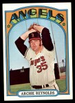 1972 Topps #672  Archie Reynolds  Front Thumbnail