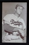 1947 Exhibits A Don Newcombe   Front Thumbnail