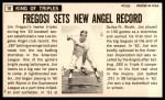 1964 Topps Giants #18  Jim Fregosi   Back Thumbnail