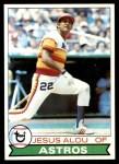 1979 Topps #107  Jesus Alou  Front Thumbnail