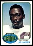 1976 Topps #393  Ike Harris   Front Thumbnail