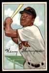 1952 Bowman #249  Hank Thompson  Front Thumbnail