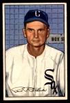 1952 Bowman #93  Paul Richards  Front Thumbnail
