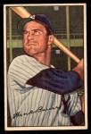 1952 Bowman #65  Hank Bauer  Front Thumbnail