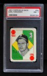 1951 Topps Blue Back #34  Earl Torgeson  Front Thumbnail