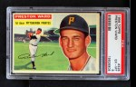 1956 Topps #328  Preston Ward  Front Thumbnail