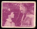 1950 Topps Hopalong Cassidy #167   Mary's missing uncle Front Thumbnail