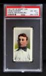 1910 M116 Sporting Life PAS Honus Wagner  Front Thumbnail