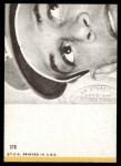 1968 Topps #376   -  Tim McCarver All-Star Back Thumbnail