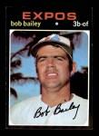 1971 Topps #157  Bob Bailey  Front Thumbnail