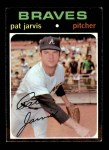 1971 Topps #623  Pat Jarvis  Front Thumbnail