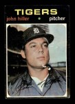 1971 Topps #629  John Hiller  Front Thumbnail