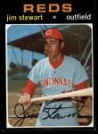 1971 Topps #644  Jim Stewart  Front Thumbnail