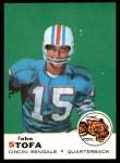 1969 Topps #48  John Stofa  Front Thumbnail