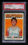 1971 Topps #224  Louie Dampier  Front Thumbnail