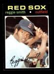 1971 Topps #305  Reggie Smith  Front Thumbnail