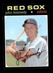 1971 Topps #498  John Kennedy  Front Thumbnail
