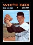 1971 Topps #311  Lee Stange  Front Thumbnail