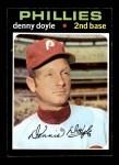 1971 Topps #352  Denny Doyle  Front Thumbnail