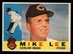 1960 Topps #521  Mike Lee  Front Thumbnail