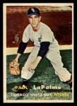 1957 Topps #344  Paul LaPalme  Front Thumbnail