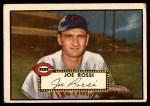 1952 Topps #379  Joe Rossi  Front Thumbnail