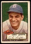 1952 Topps #365  Cookie Lavagetto  Front Thumbnail